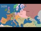 10 веков за 5 минут Как менялась карта Европы, в том числе Казахстан